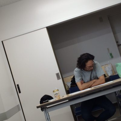 鮫コムナ稽古場*8月*_8375