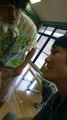 鮫コムナ稽古場*8月*_9570