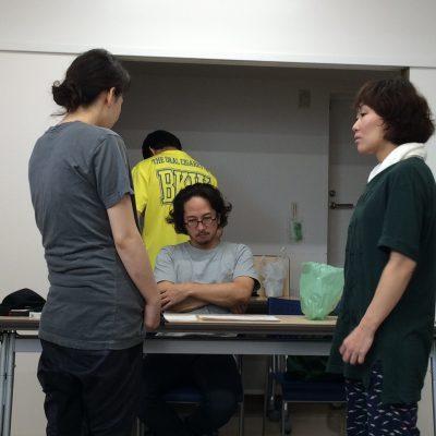 鮫コムナ稽古場*8月*_2014